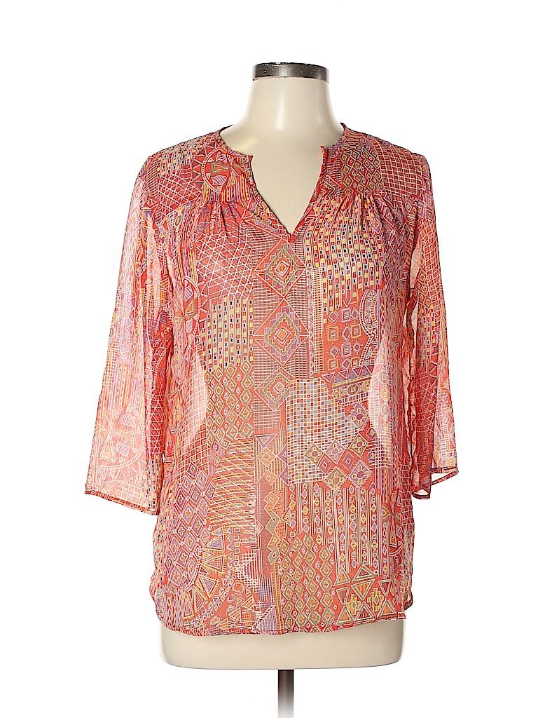 Miami Women 3/4 Sleeve Blouse Size M