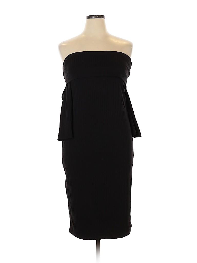 ELOQUII Women Casual Dress Size 14 (Plus)
