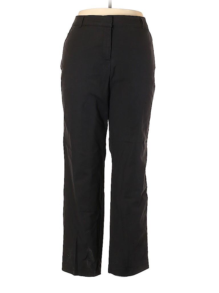 Cato Women Dress Pants Size 18W (Plus)