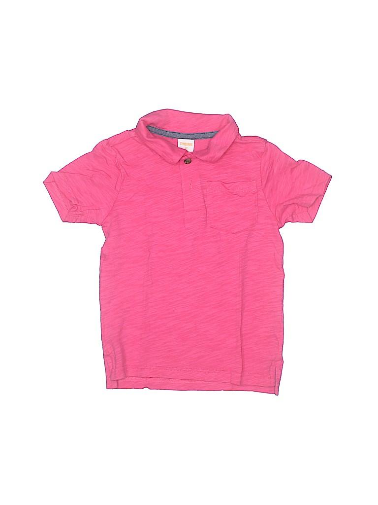 Gymboree Boys Short Sleeve Polo Size 3T