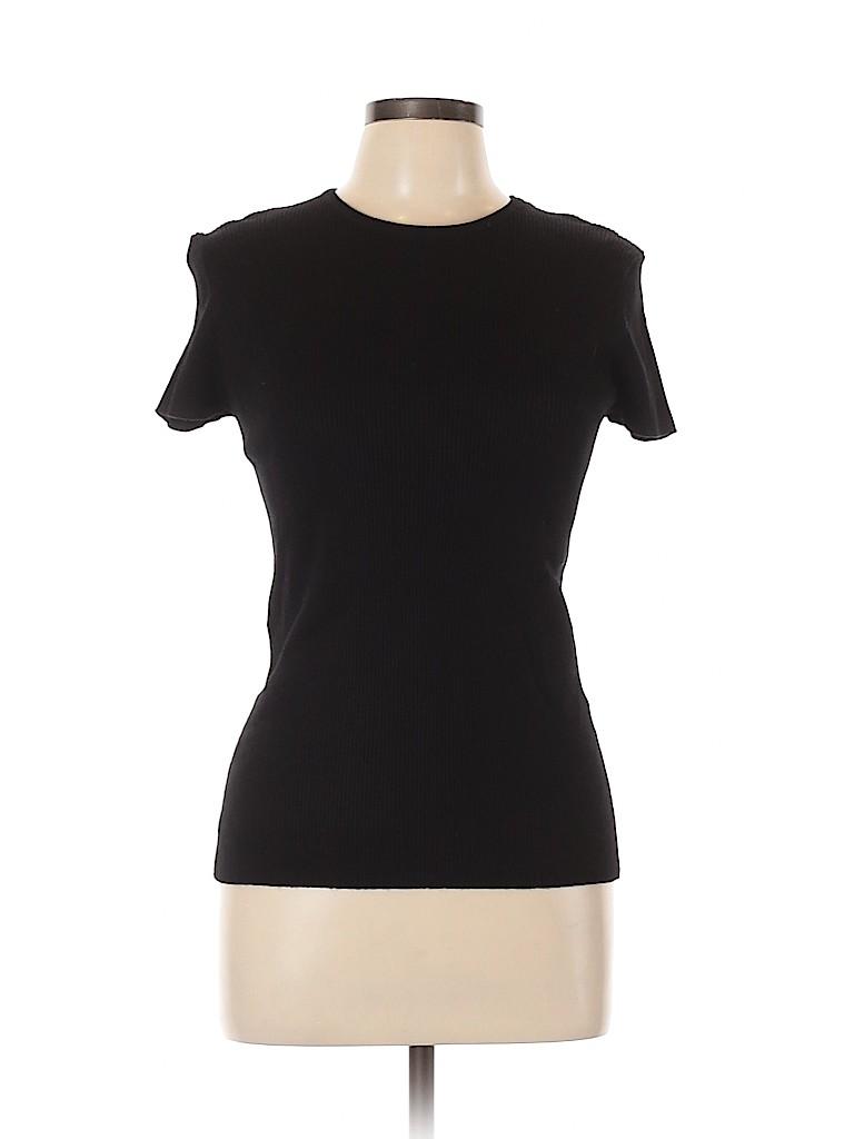 Zara Women Short Sleeve Top Size L