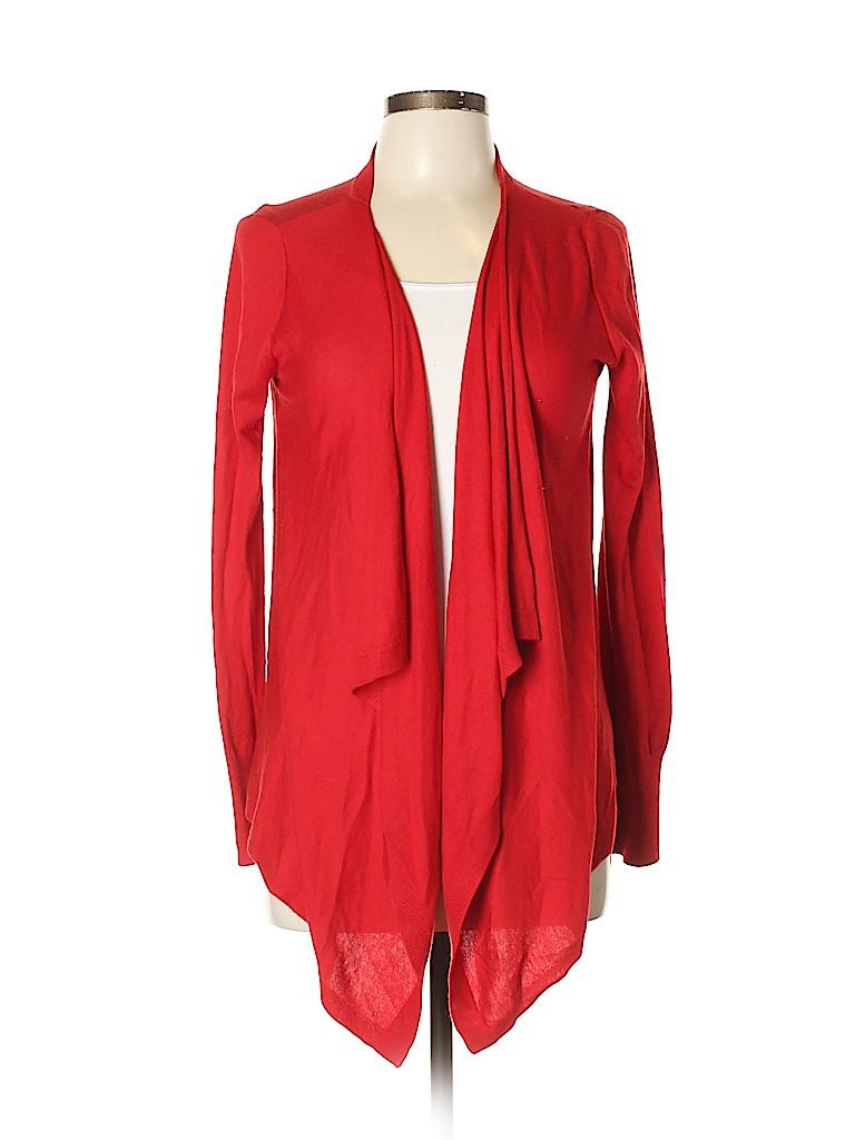MICHAEL Michael Kors Women Silk Cardigan Size M