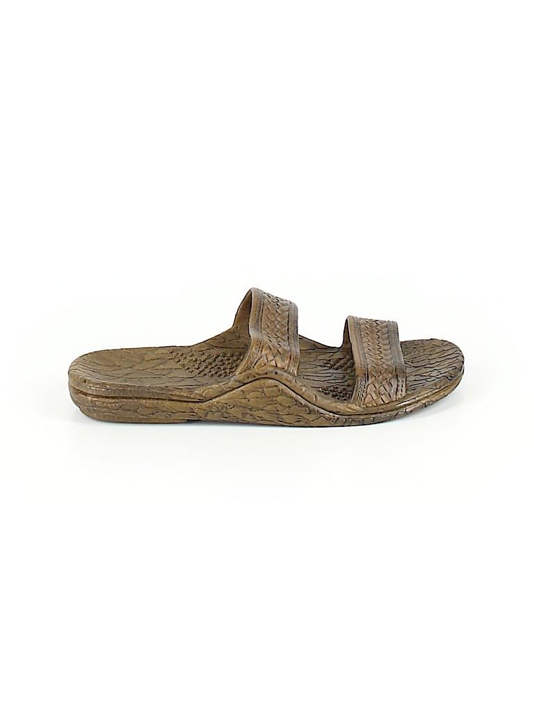Pali Hawaii Women Sandals Size 9