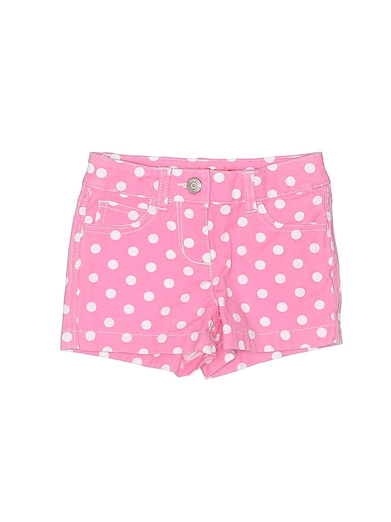 Mini Boden Girls Denim Shorts Size 3