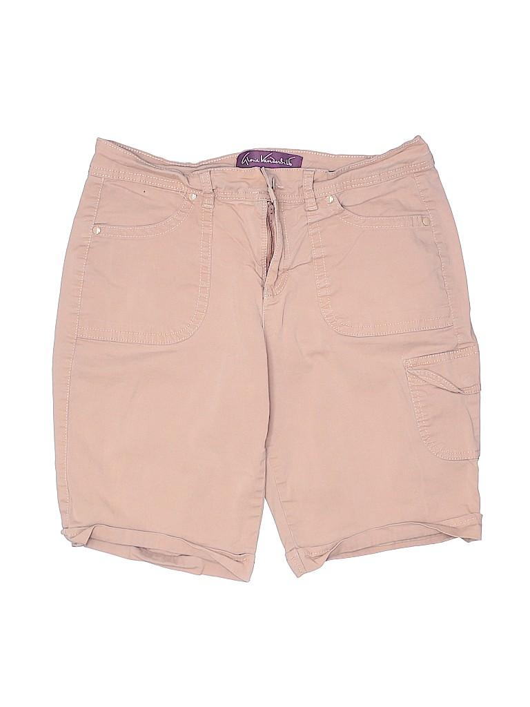 Gloria Vanderbilt Women Shorts Size 6