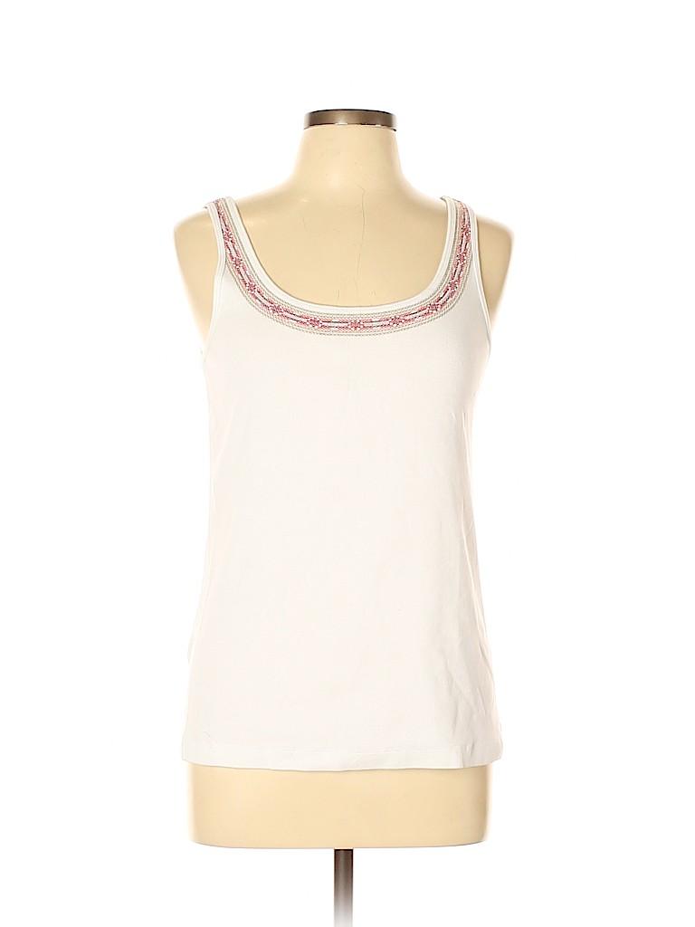 Eddie Bauer Women Sweater Vest Size L