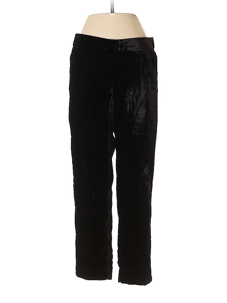 J. Crew Women Velour Pants Size 4
