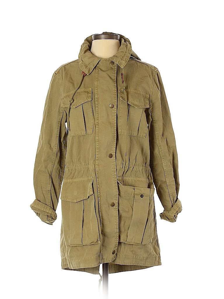 J. Crew Women Coat Size S