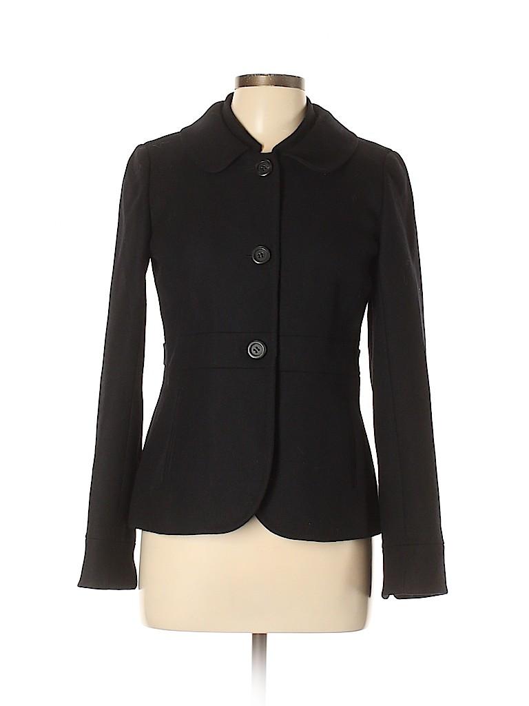 J. Crew Women Wool Coat Size 8