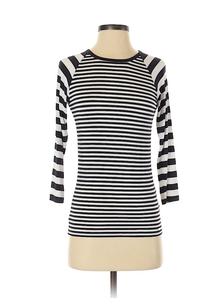 MICHAEL Michael Kors Women Long Sleeve T-Shirt Size XS