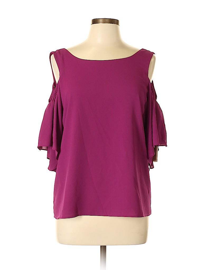 Cooper & Ella Women 3/4 Sleeve Blouse Size L