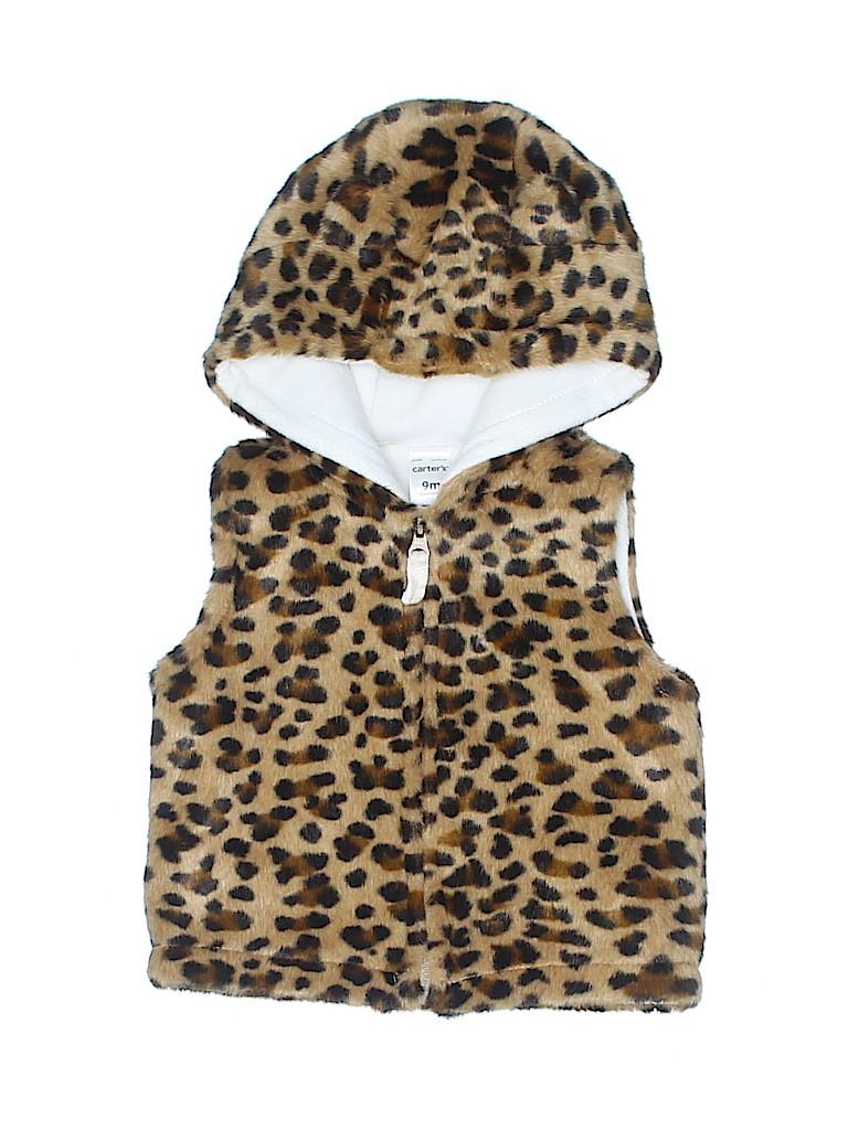 Carter's Girls Vest Size 9 mo