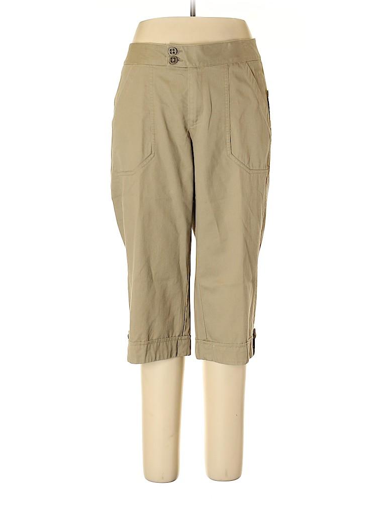 Merrell Women Khakis Size 16