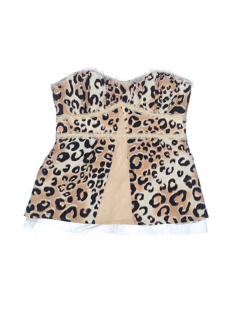 Nanette Lepore Women Sleeveless Silk Top Size 6