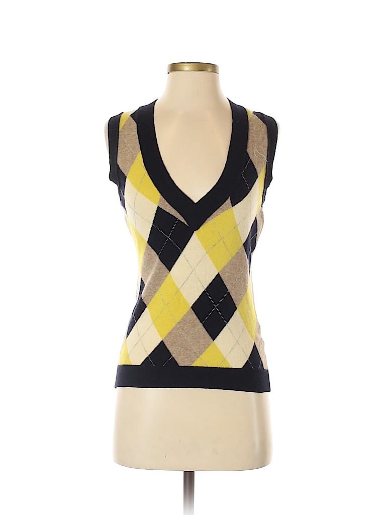 J. Crew Women Sweater Vest Size XS
