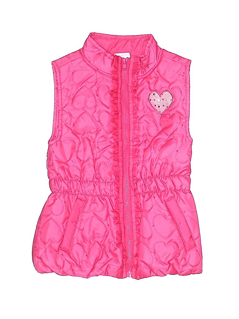 WonderKids Girls Vest Size 5T