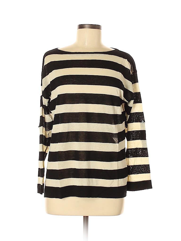 J. Crew Women Silk Pullover Sweater Size M