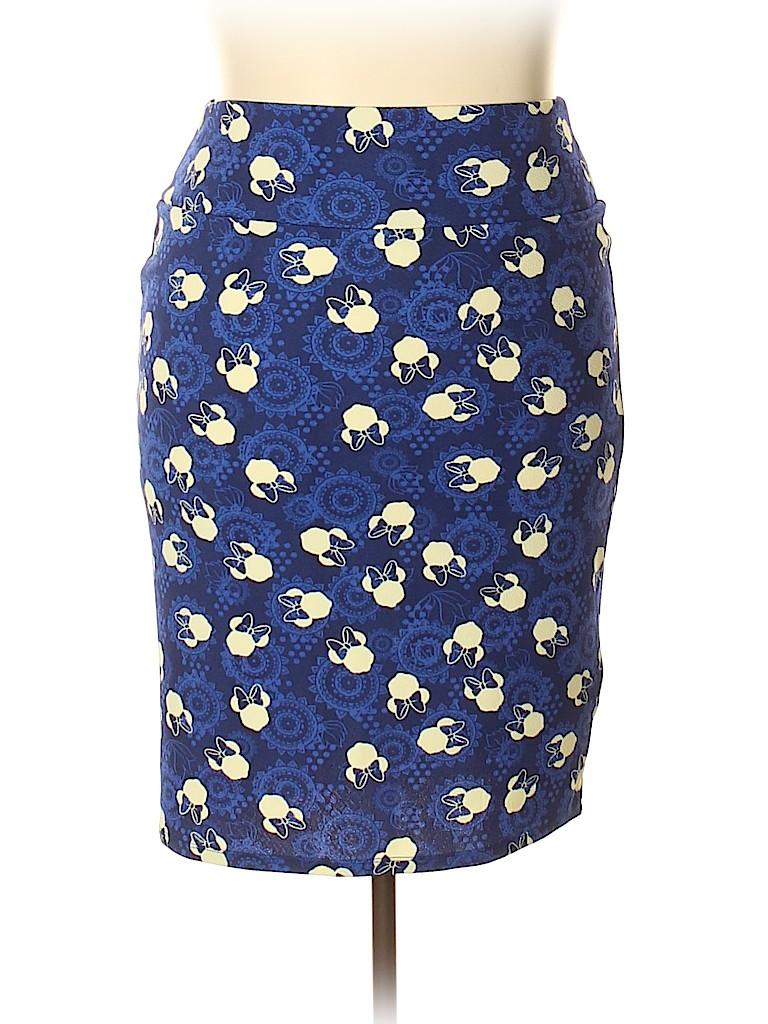 Lularoe Women Casual Skirt Size 3X (Plus)