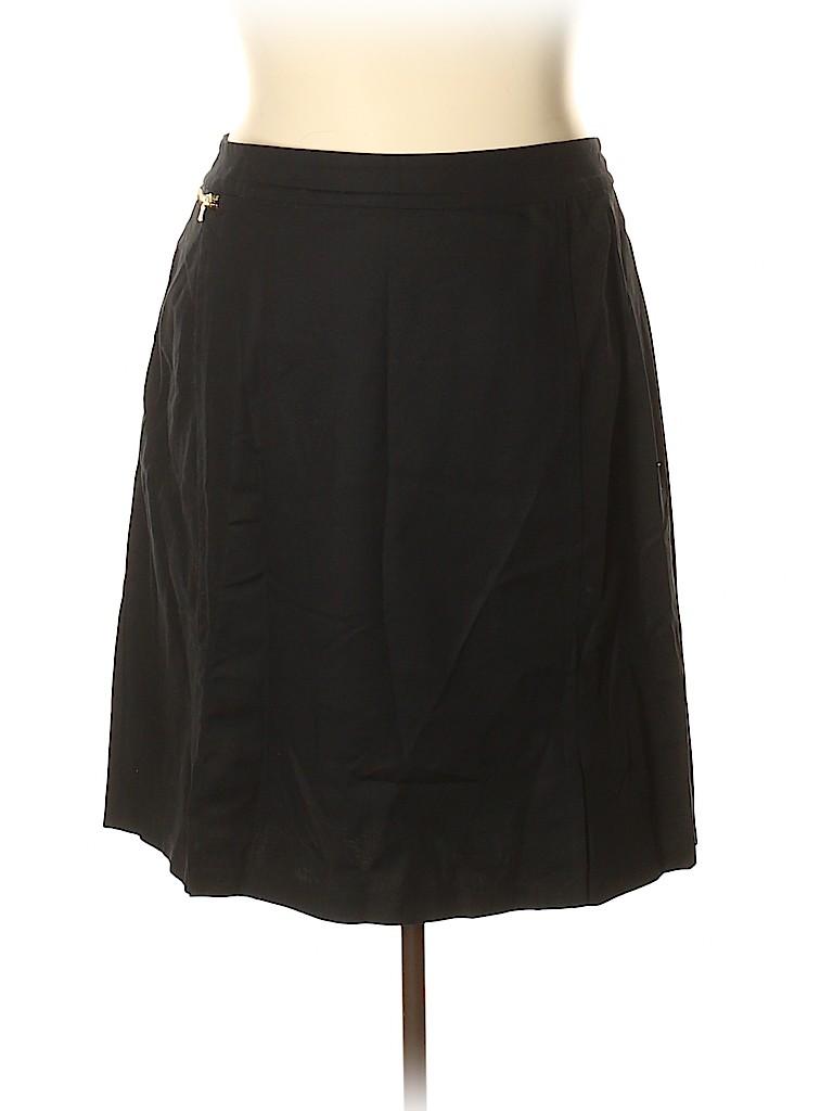 Preswick & Moore Women Casual Skirt Size 24W (Plus)