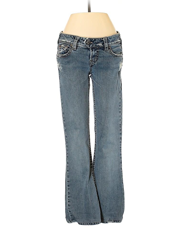 Silver Jeans Co. Women Jeans 28 Waist