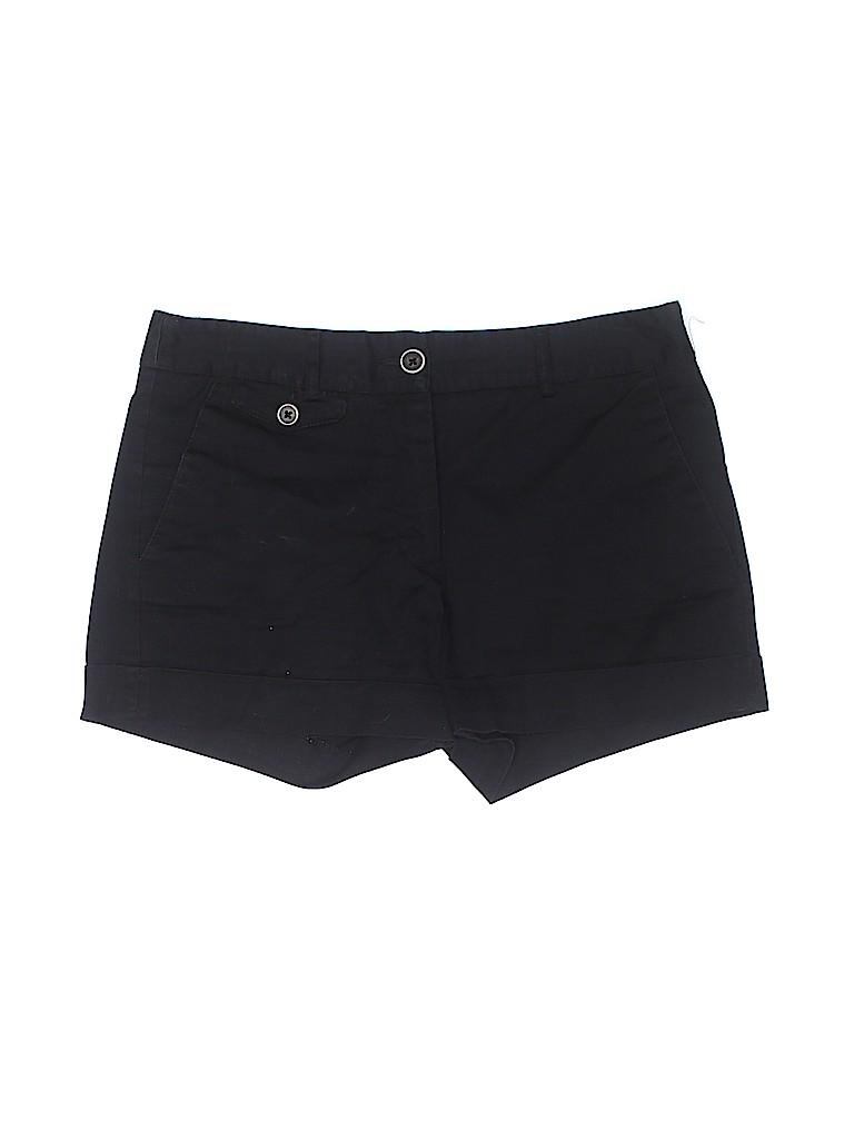 Zara Basic Women Khaki Shorts Size S