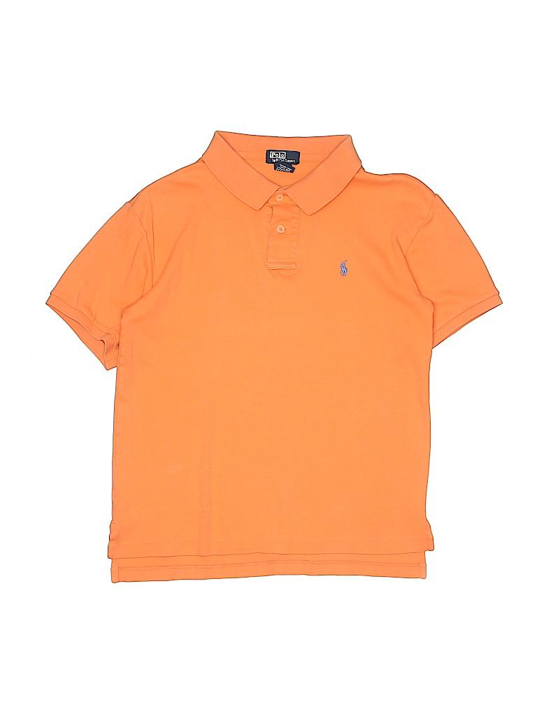 Polo by Ralph Lauren Boys Short Sleeve Polo Size 12 - 14