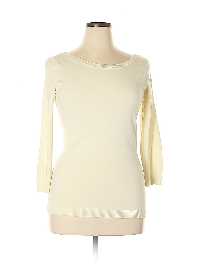 Banana Republic Women Pullover Sweater Size L