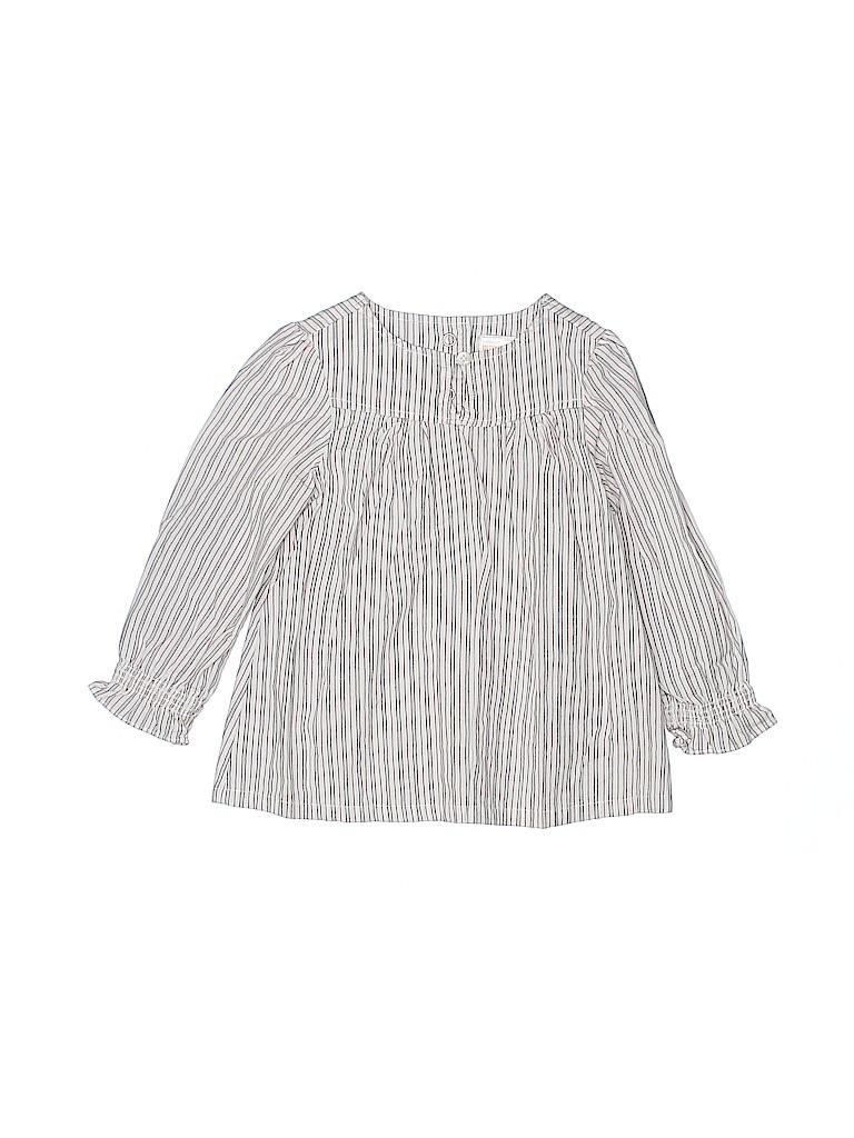 Gymboree Girls 3/4 Sleeve Blouse Size 2T