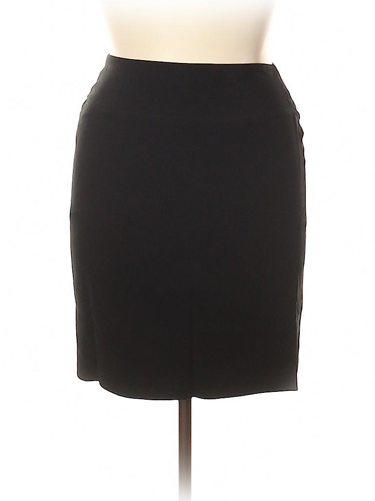 Jones New York Women Silk Skirt Size 14