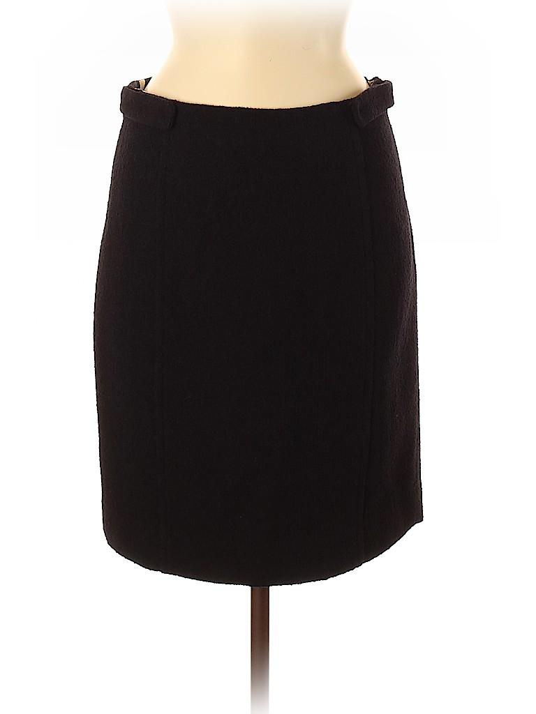 An original MILLY of New York Women Wool Skirt Size 8
