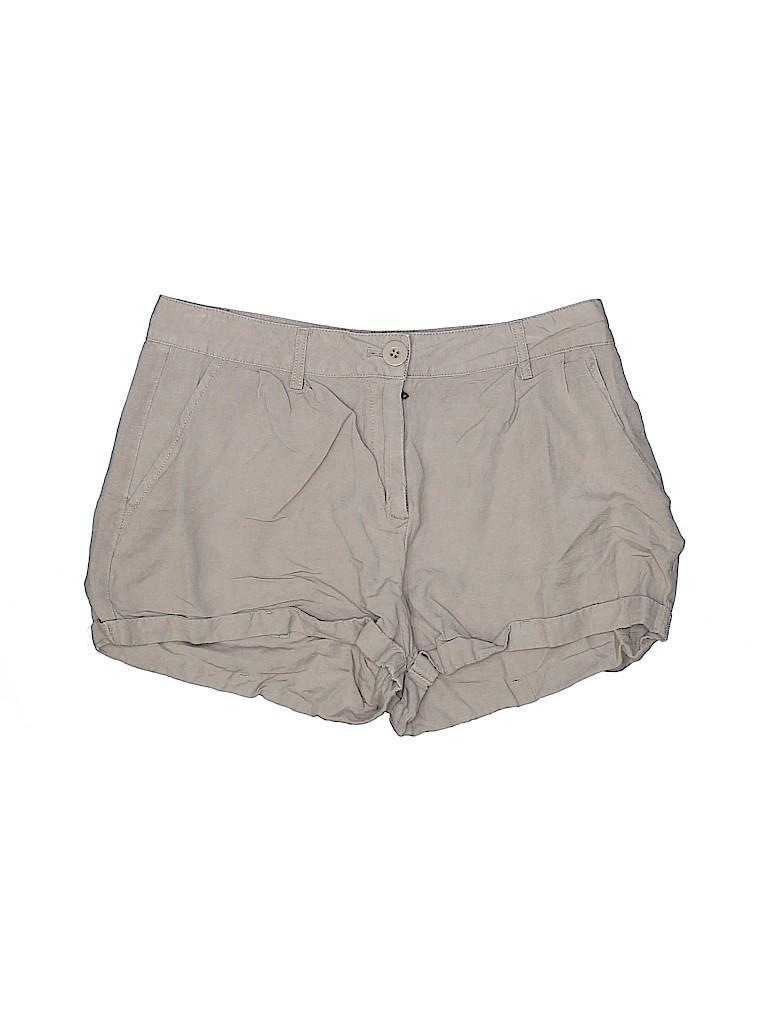 Forever 21 Women Khaki Shorts Size M