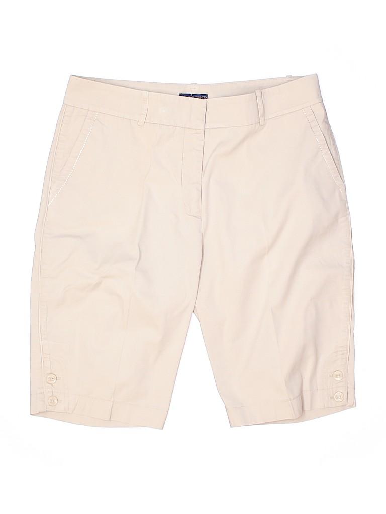Brand Unspecified Women Khaki Shorts Size 10