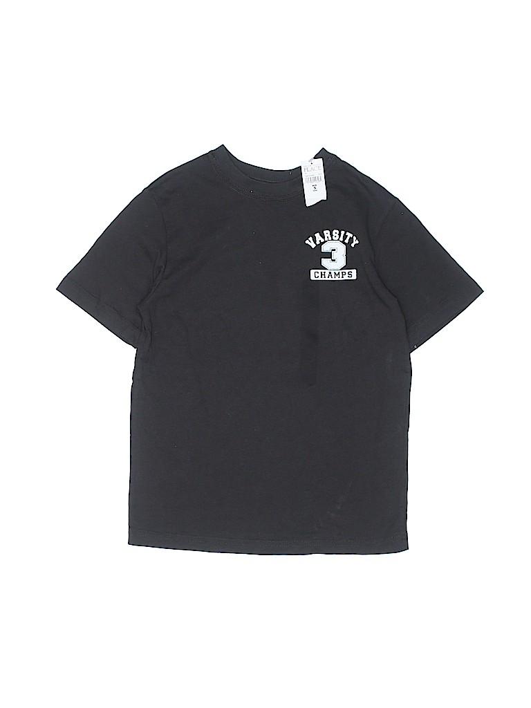 The Children's Place Boys Short Sleeve T-Shirt Size 5 - 6