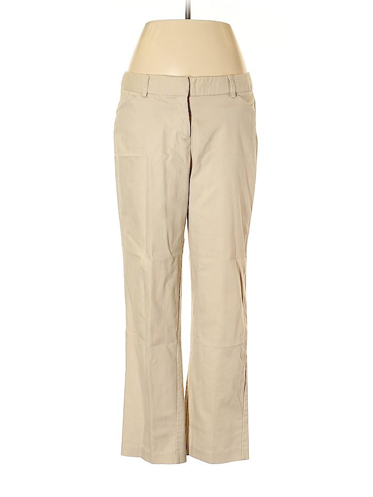 Zac & Rachel Women Khakis Size 8