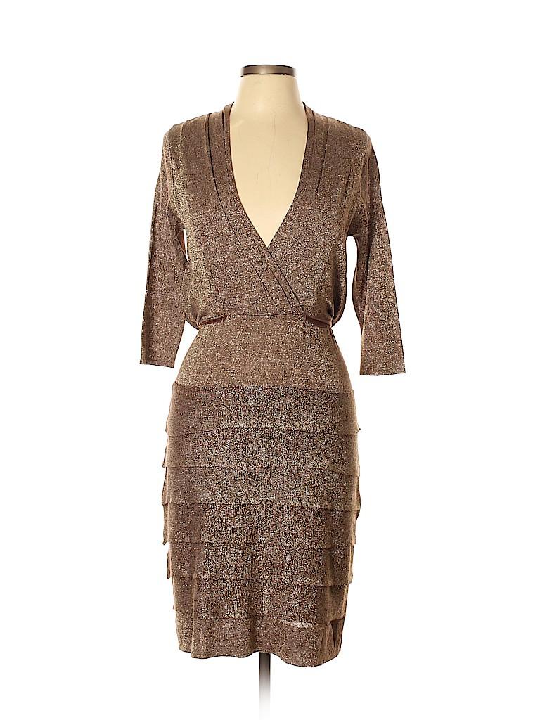 BCBGMAXAZRIA Women Cocktail Dress Size L