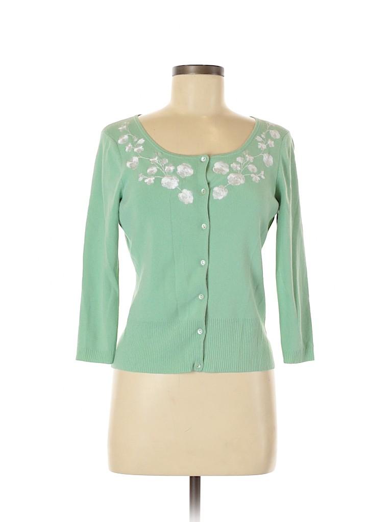 Ann Taylor Women Cardigan Size M