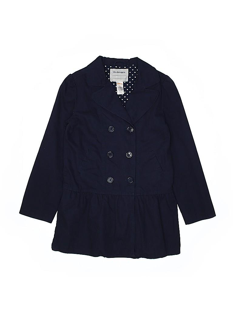 Gymboree Girls Jacket Size L (Youth)