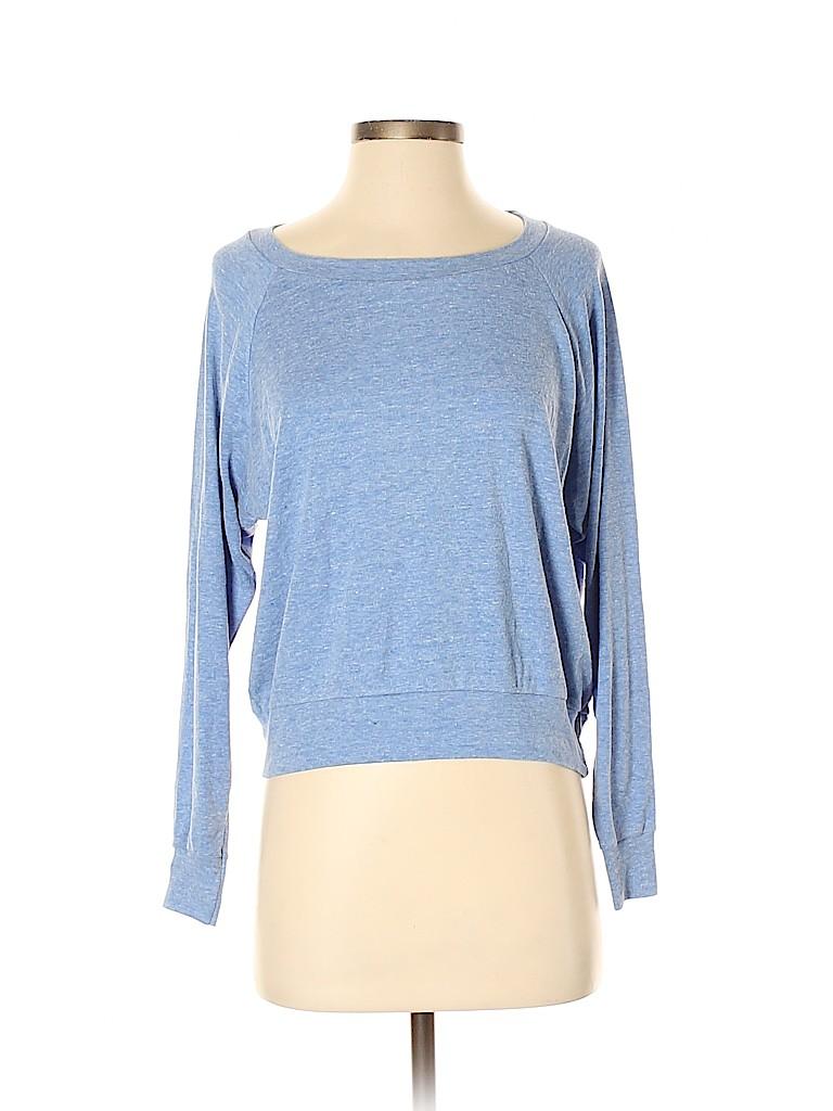 American Apparel Women Sweatshirt Size S