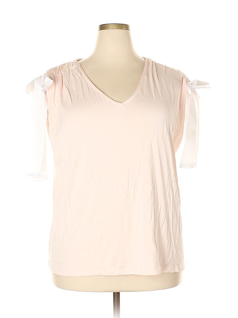 ASOS Women Short Sleeve Top Size 14