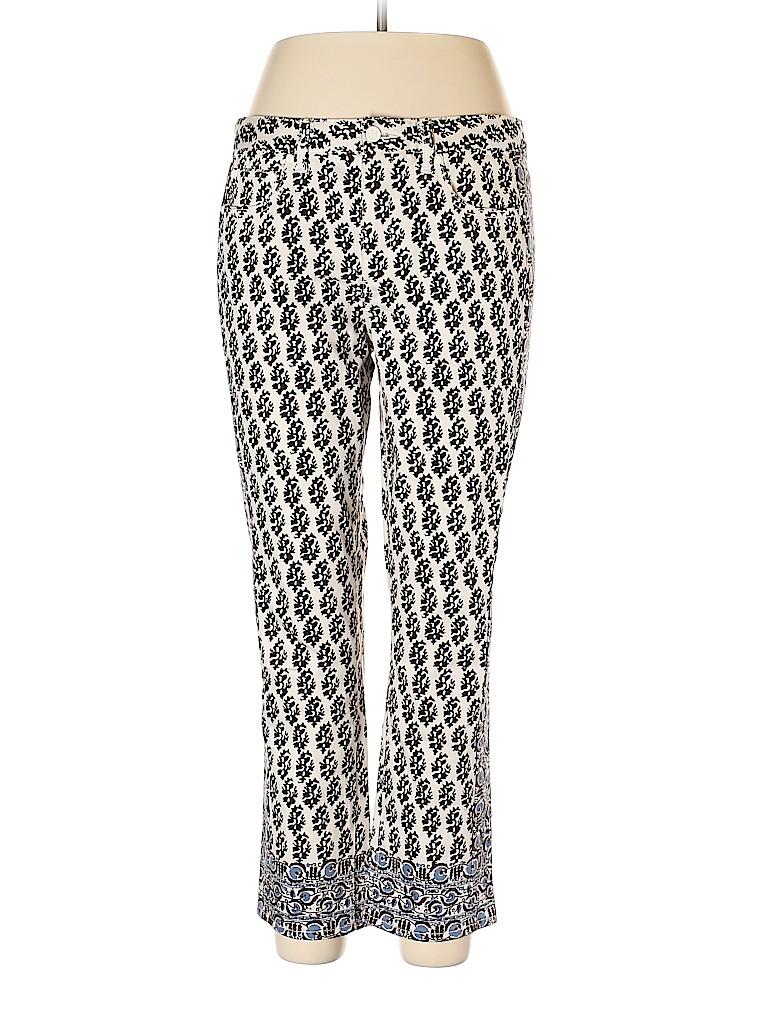 Tory Burch Women Casual Pants 32 Waist
