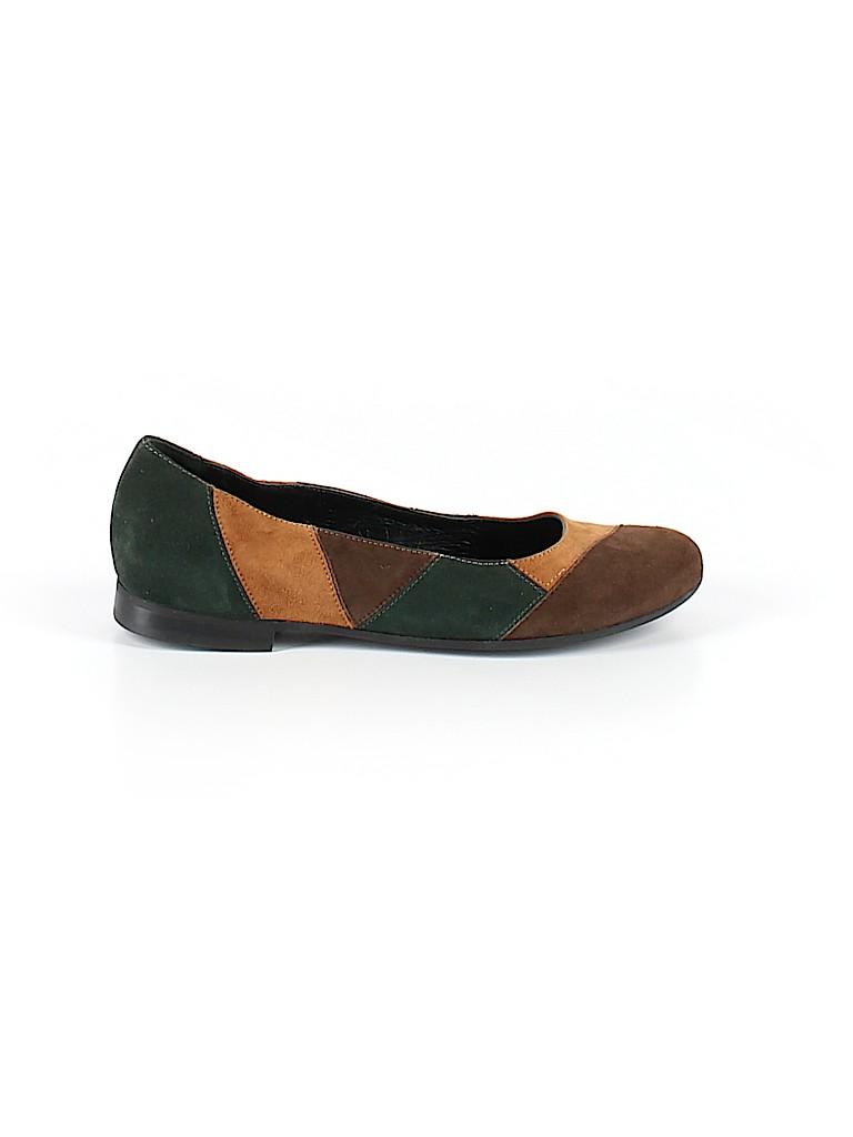 Claetyn Wood Women Flats Size 37 (EU)