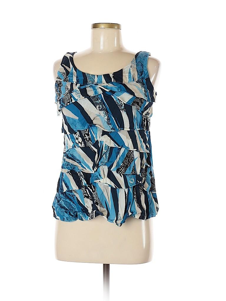 Style&Co Women Sleeveless Top Size S