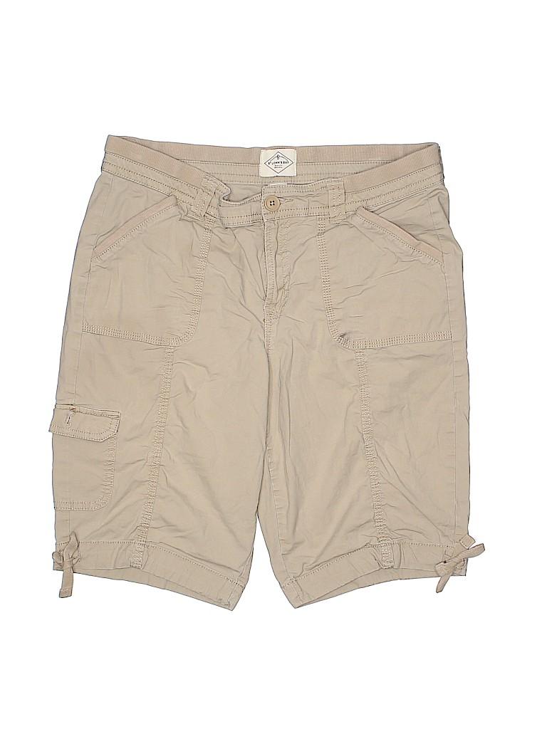 St. John's Bay Women Shorts Size 6