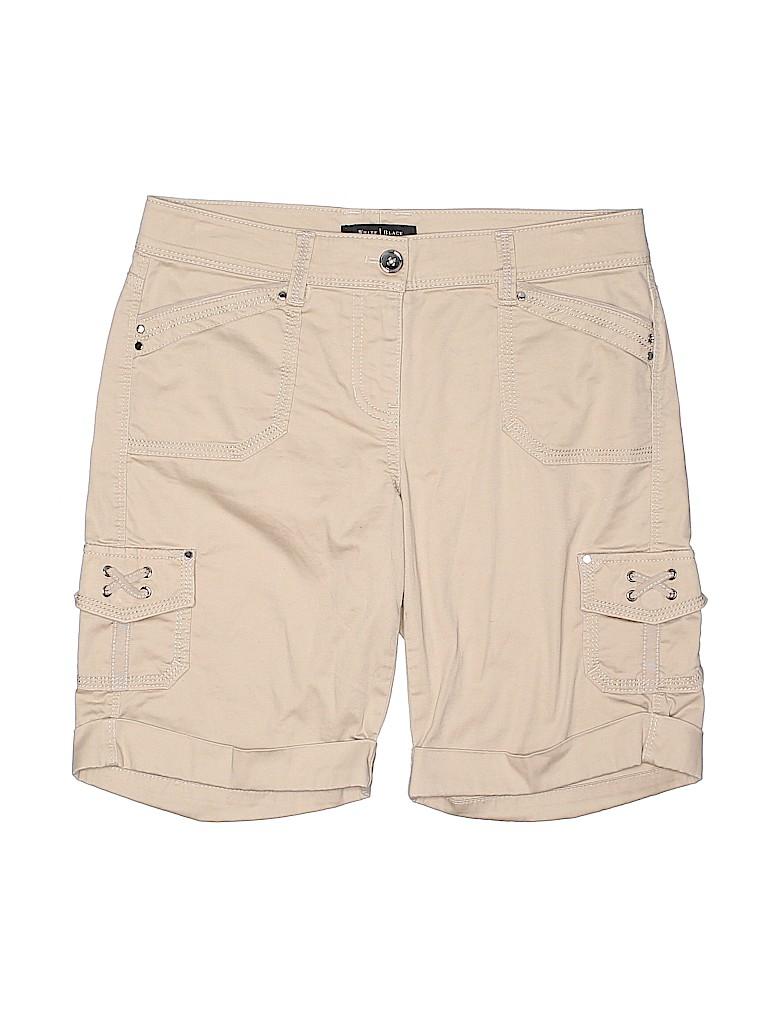 White House Black Market Women Cargo Shorts Size 0