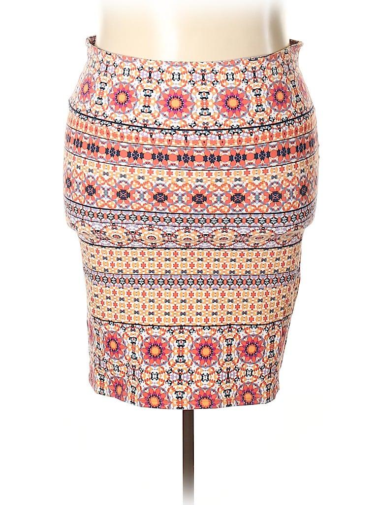 Torrid Women Casual Skirt Size 3X Plus (3) (Plus)
