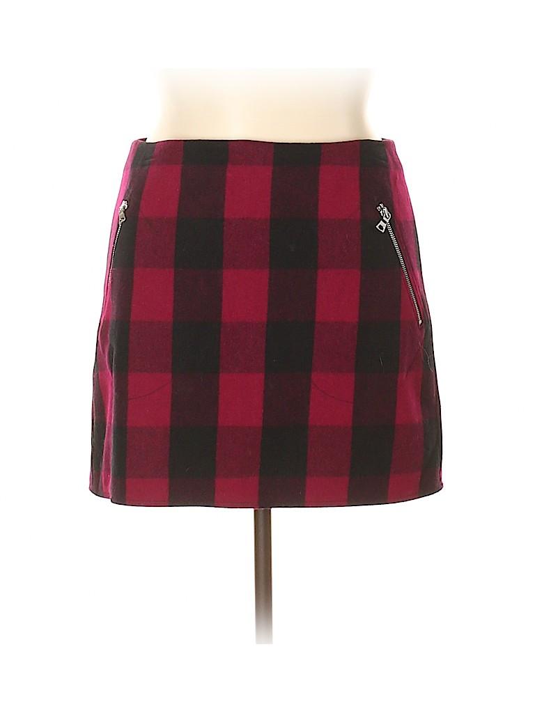 Gap Women Wool Skirt Size 14