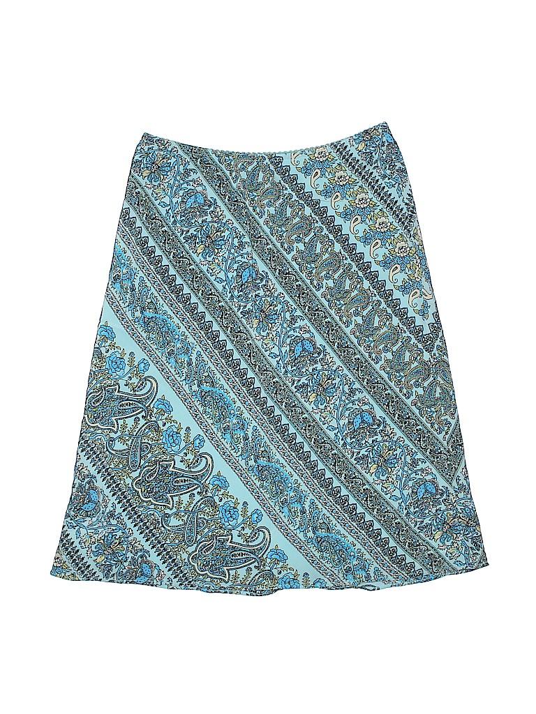 Gap Women Silk Skirt Size 1