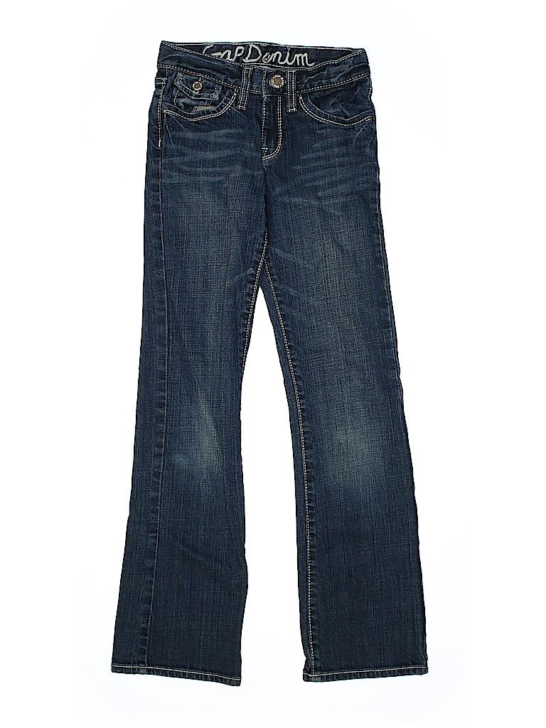 Gap Girls Jeans Size 12 (Slim)