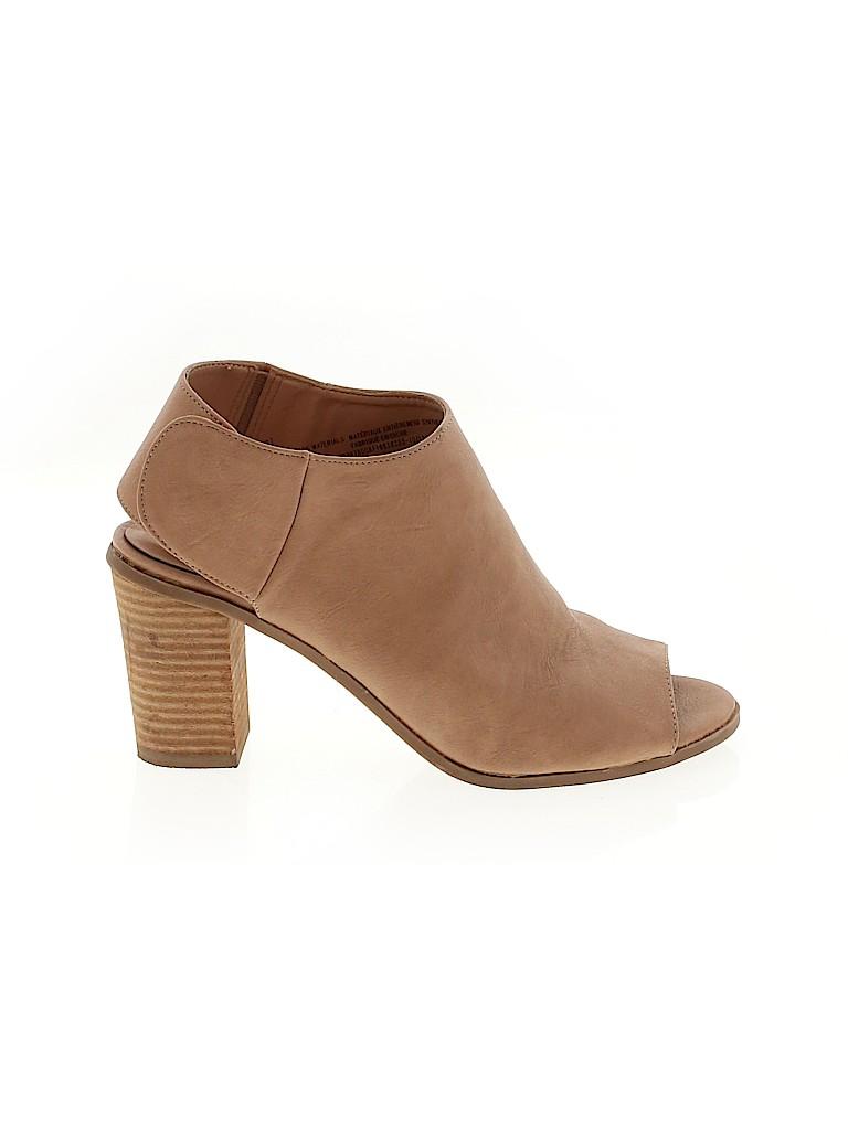 Mossimo Women Heels Size 6 1/2