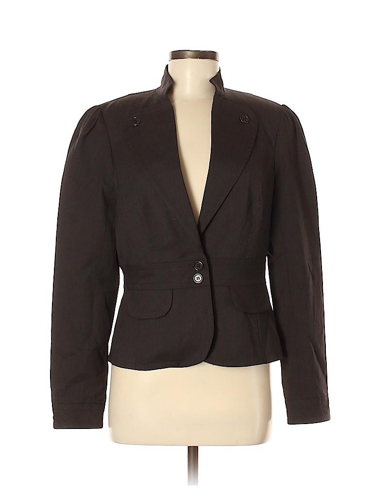 Trina Turk Women Wool Blazer Size 8